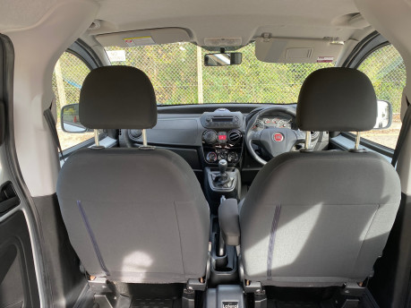 Fiat Qubo 2014 MULTIJET MYLIFE wheelchair & scooter accessible vehicle WAV 10
