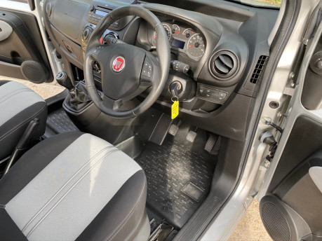 Fiat Qubo 2014 MULTIJET MYLIFE wheelchair & scooter accessible vehicle WAV 11