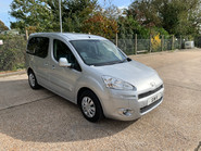 Peugeot Partner 2014 TEPEE S wheelchair accessible vehicle WAV 1
