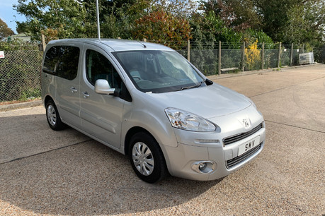 Peugeot Partner 2014 TEPEE S wheelchair accessible vehicle WAV