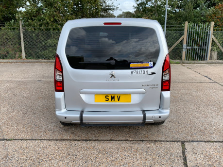Peugeot Partner 2014 TEPEE S wheelchair accessible vehicle WAV 4
