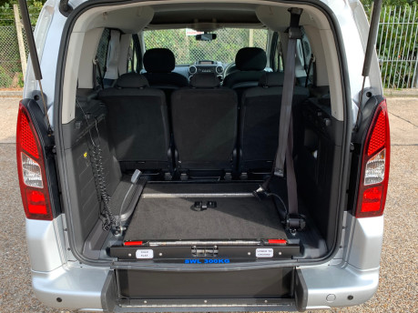 Peugeot Partner 2014 TEPEE S wheelchair & scooter accessible vehicle WAV 12