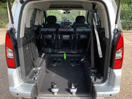 Peugeot Partner 2014 TEPEE S wheelchair accessible vehicle WAV 8