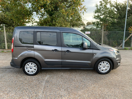 Ford Tourneo Connect 2017 ZETEC TDCI S/S wheelchair & scooter accessible vehicle WAV 21