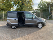 Ford Tourneo Connect 2017 ZETEC TDCI S/S wheelchair & scooter accessible vehicle WAV 22