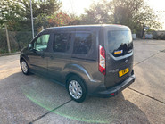 Ford Tourneo Connect 2017 ZETEC TDCI S/S wheelchair & scooter accessible vehicle WAV 23