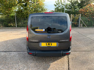Ford Tourneo Connect 2017 ZETEC TDCI S/S wheelchair & scooter accessible vehicle WAV 3