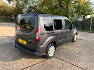 Ford Tourneo Connect 2017 ZETEC TDCI S/S wheelchair & scooter accessible vehicle WAV 24