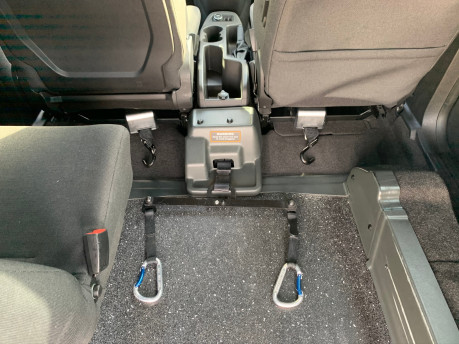 Ford Tourneo Connect 2017 ZETEC TDCI S/S wheelchair & scooter accessible vehicle WAV 10