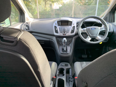 Ford Tourneo Connect 2017 ZETEC TDCI S/S wheelchair & scooter accessible vehicle WAV 15