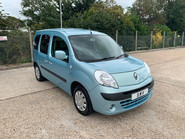 Renault Kangoo 2012 EXPRESSION 16V wheelchair accessible vehicle WAV 16
