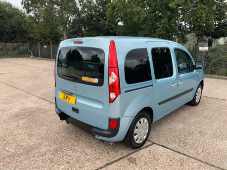 Renault Kangoo 2012 EXPRESSION 16V wheelchair accessible vehicle WAV 19