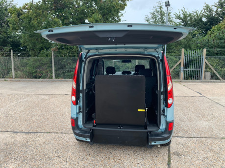 Renault Kangoo 2012 EXPRESSION 16V wheelchair accessible vehicle WAV 4