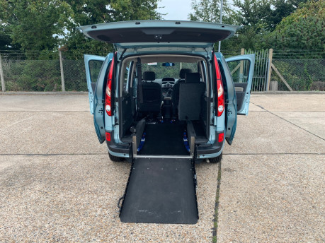Renault Kangoo 2012 EXPRESSION 16V wheelchair accessible vehicle WAV 5