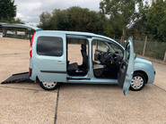 Renault Kangoo 2012 EXPRESSION 16V wheelchair accessible vehicle WAV 21