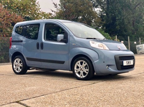 Fiat Qubo MULTIJET DYNAMIC DUALOGIC
