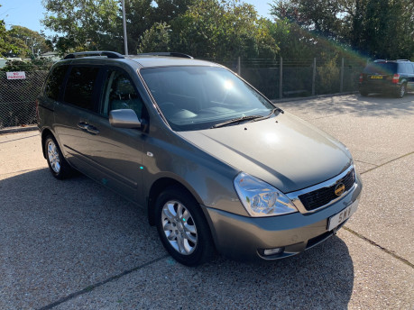 Kia Sedona 2010 3 CRDI wheelchair & scooter accessible vehicle WAV 21