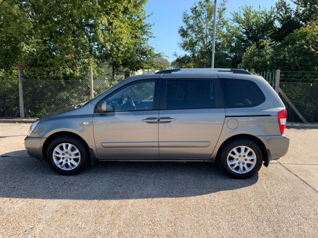 Kia Sedona 2010 3 CRDI wheelchair & scooter accessible vehicle WAV 23