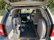 Kia Sedona 2010 3 CRDI wheelchair & scooter accessible vehicle WAV 8