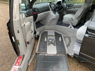 Kia Sedona 2009 LS CRDI wheelchair & scooter accessible vehicle WAV 9