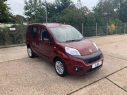 Fiat Qubo 2018 MULTIJET LOUNGE wheelchair accessible vehicle WAV 13