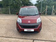 Fiat Qubo 2018 MULTIJET LOUNGE wheelchair accessible vehicle WAV 14