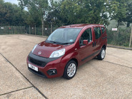 Fiat Qubo 2018 MULTIJET LOUNGE wheelchair accessible vehicle WAV 2