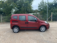 Fiat Qubo 2018 MULTIJET LOUNGE wheelchair accessible vehicle WAV 15