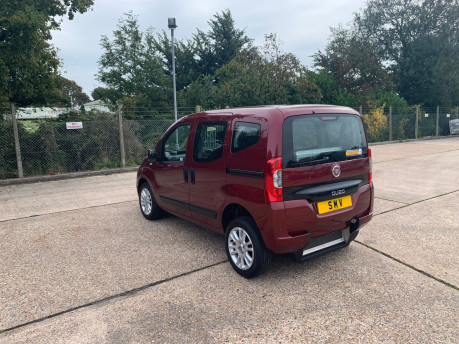 Fiat Qubo 2018 MULTIJET LOUNGE wheelchair accessible vehicle WAV 16