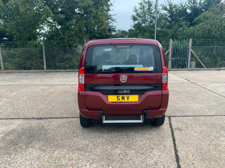 Fiat Qubo 2018 MULTIJET LOUNGE wheelchair accessible vehicle WAV 3