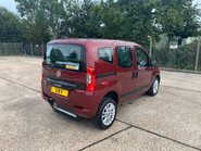 Fiat Qubo 2018 MULTIJET LOUNGE wheelchair accessible vehicle WAV 17