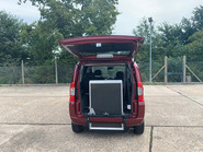 Fiat Qubo 2018 MULTIJET LOUNGE wheelchair accessible vehicle WAV 4