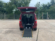 Fiat Qubo 2018 MULTIJET LOUNGE wheelchair accessible vehicle WAV 5