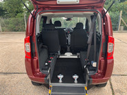 Fiat Qubo 2018 MULTIJET LOUNGE wheelchair accessible vehicle WAV 6