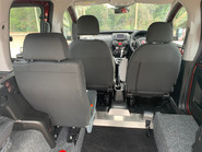 Fiat Qubo 2018 MULTIJET LOUNGE wheelchair accessible vehicle WAV 7