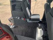 Fiat Qubo 2018 MULTIJET LOUNGE wheelchair accessible vehicle WAV 12