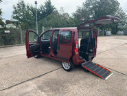 Fiat Qubo 2018 MULTIJET LOUNGE wheelchair accessible vehicle WAV 1