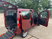 Fiat Qubo 2018 MULTIJET LOUNGE wheelchair accessible vehicle WAV 19