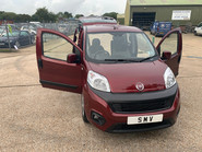Fiat Qubo 2018 MULTIJET LOUNGE wheelchair accessible vehicle WAV 20
