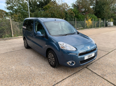Peugeot Partner 2014 TEPEE S wheelchair accessible vehicles WAV 19