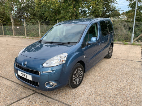 Peugeot Partner 2014 TEPEE S wheelchair accessible vehicles WAV 2