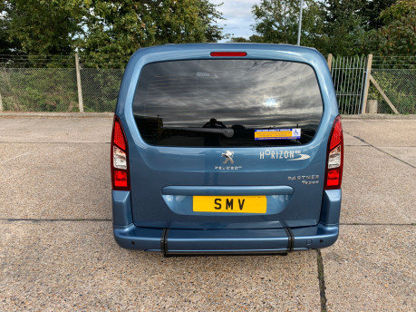Peugeot Partner 2014 TEPEE S wheelchair accessible vehicles WAV 3