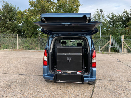 Peugeot Partner 2014 TEPEE S wheelchair accessible vehicles WAV 6