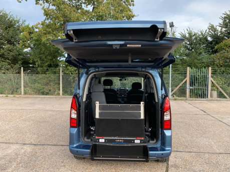 Peugeot Partner 2014 TEPEE S wheelchair accessible vehicles WAV 7