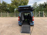 Peugeot Partner 2014 TEPEE S wheelchair accessible vehicles WAV 8
