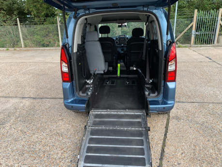 Peugeot Partner 2014 TEPEE S wheelchair accessible vehicles WAV 10