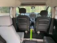Peugeot Partner 2014 TEPEE S wheelchair accessible vehicles WAV 13