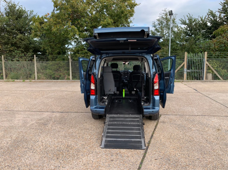 Peugeot Partner 2014 TEPEE S wheelchair accessible vehicles WAV 9