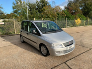 Fiat Multipla 2011 JTD DYNAMIC wheelchair accessible vehicle WAV 23