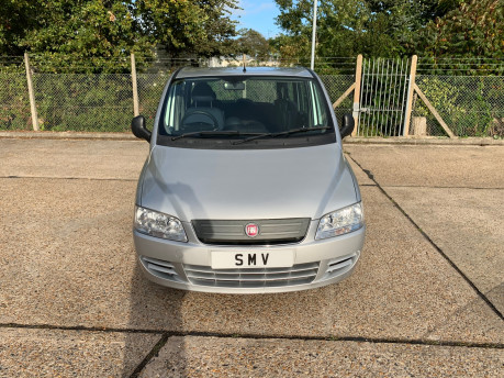Fiat Multipla 2011 JTD DYNAMIC wheelchair accessible vehicle WAV 24